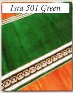 ISRA 501 GREEN