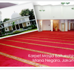Karpet Masjid Istana Negara
