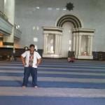 MASJID AL-IHSAN, BANK INDONESIA PUSAT
