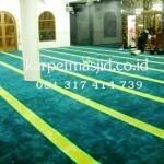 Masjid Kebon Kacang 3, Tanah Abang, Jkt