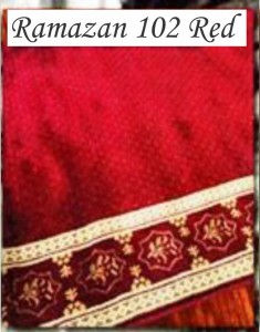 RAMAZAN 102 RED