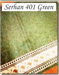 SERHAN 401 GREEN