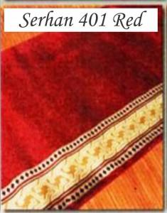 SERHAN 401 RED