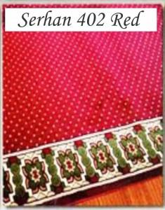 SERHAN 402 RED