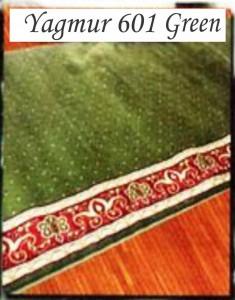 YAGMUR 601 GREEN