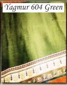 YAGMUR 604 GREEN