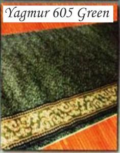 YAGMUR 605 GREEN