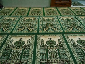 karpet masjid roll