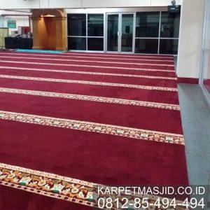 Karpet Masjid Taman Menteng