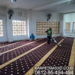 Karpet Masjid Gunung