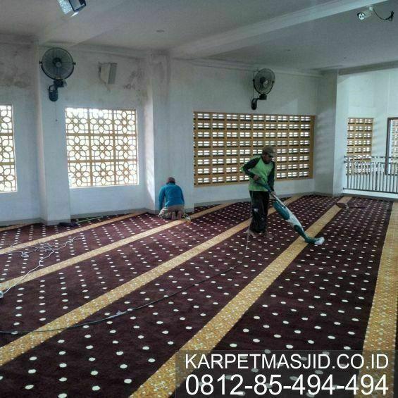 Karpet Masjid Gunung Kidul