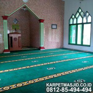 Karpet Masjid Banten