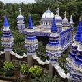 Masjid yang Konon Dibangun dalam Semalam