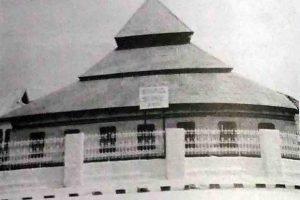 Masjid Tua Palopo Dibangun dari Putih Telur