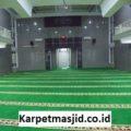 Pemasangan Karpet Masjid Custom Janatul Firdaus Galaxy