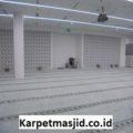 Pemasangan Karpet Masjid Custom Al Muhajirin Unilever
