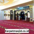 Pemasangan Karpet Masjid Custom Ar Rohman Makassar